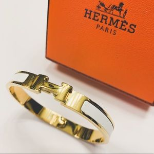 Hermes Clic H Bracelet NIB